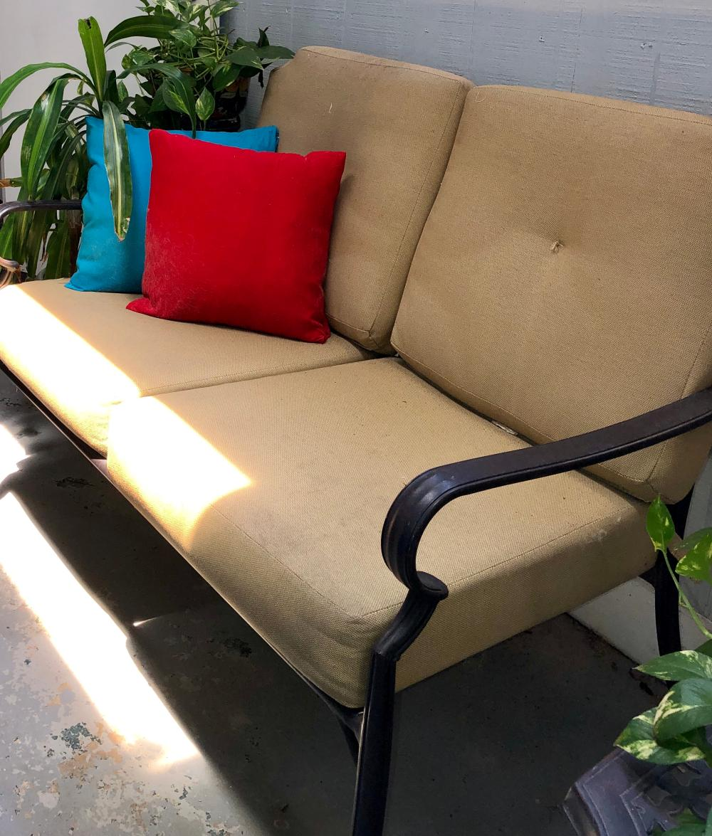 Patio Couch & Chair