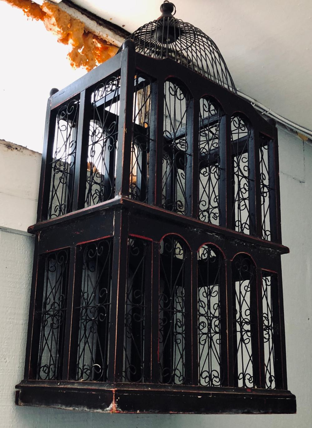 Lot 141: Birdcage