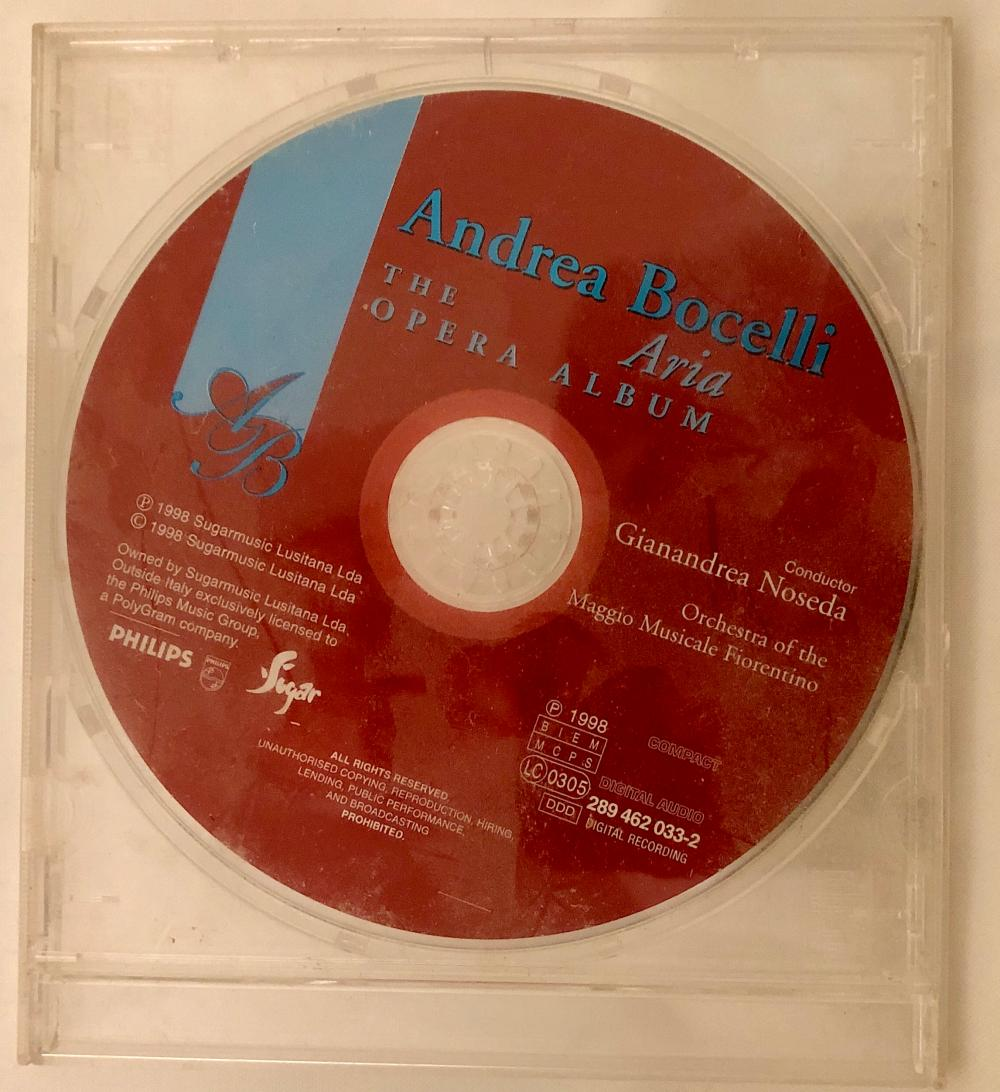 Lot 197: Audio CD