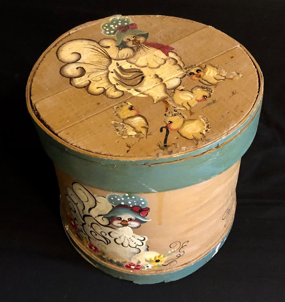 Lot 237: Wooden Box