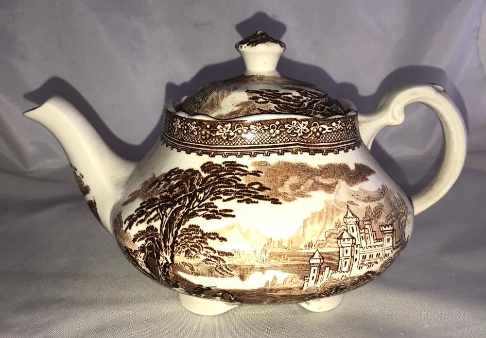 Lot 271: Jenny Lind Teapot