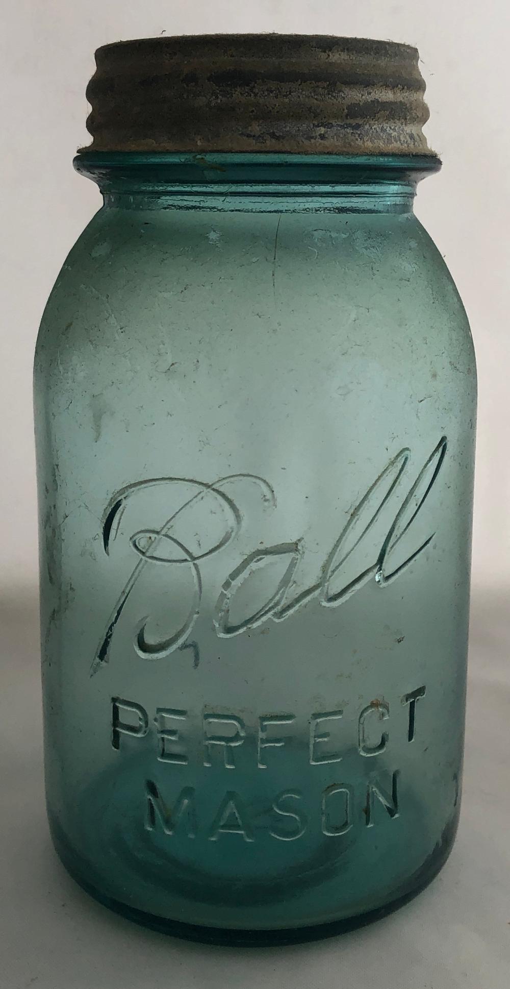 Lot 290: Ball Jars