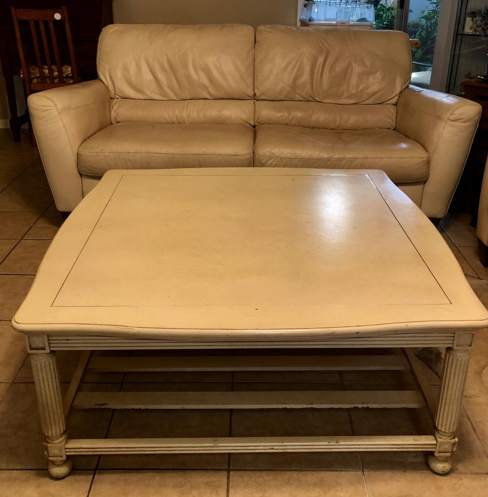 Lot 302: Coffee Table