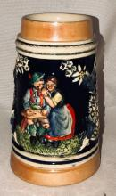 Lot 101: Collector Stein