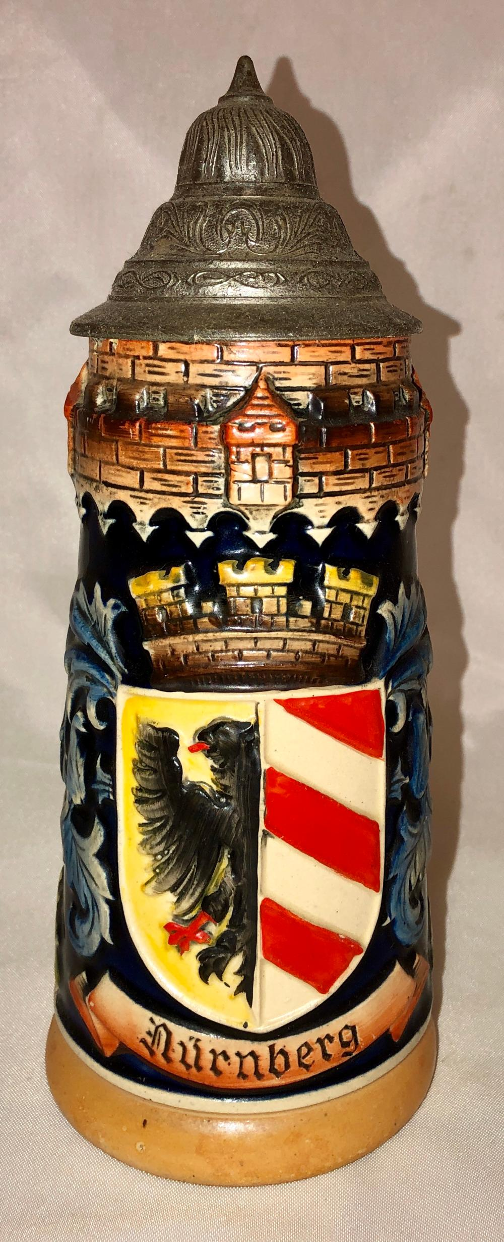 Lot 80: Collector Stein