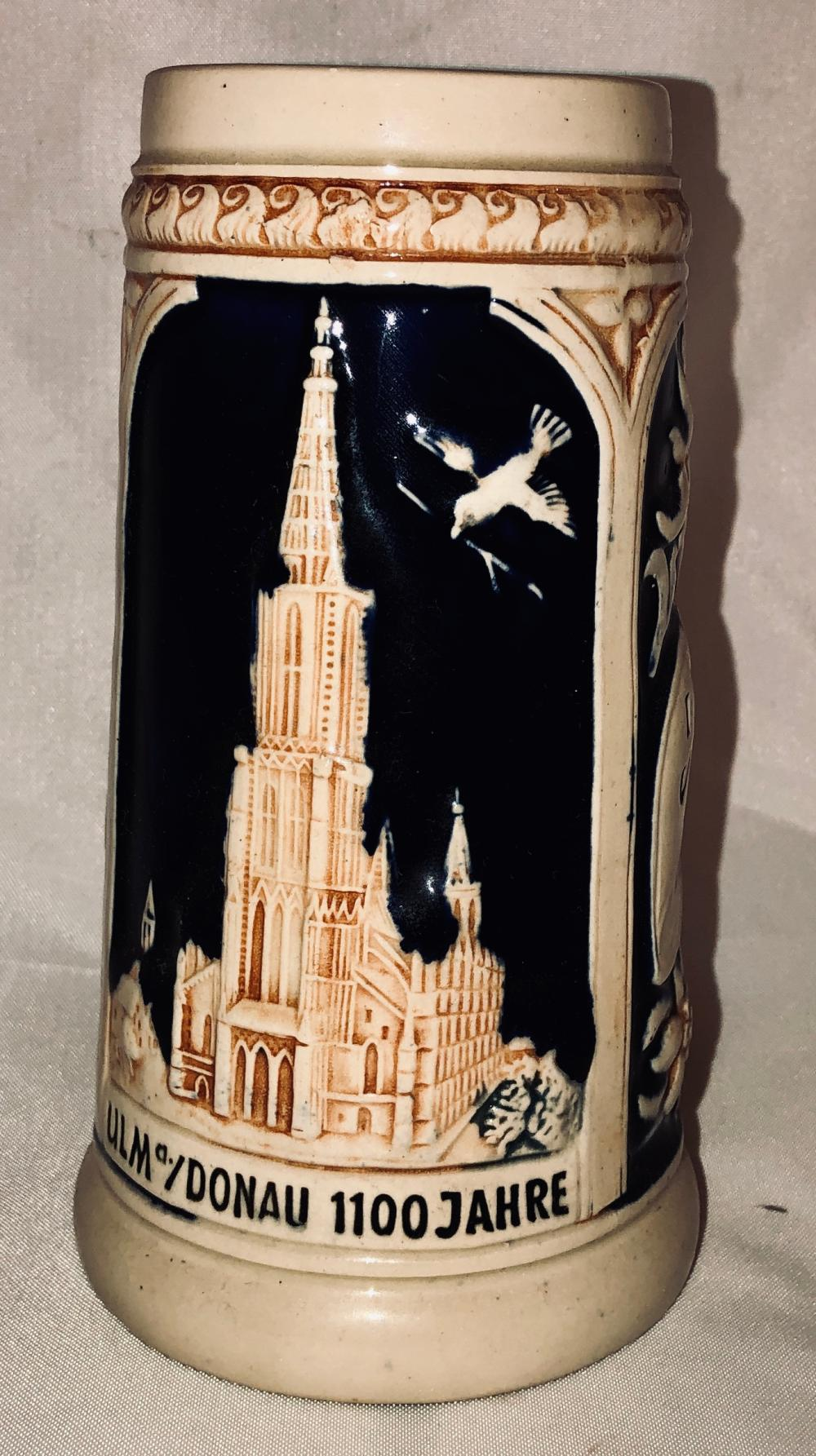 Lot 90: Collector Stein
