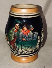 Lot 105: Collector Stein
