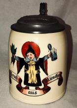 Lot 91: Collector Stein