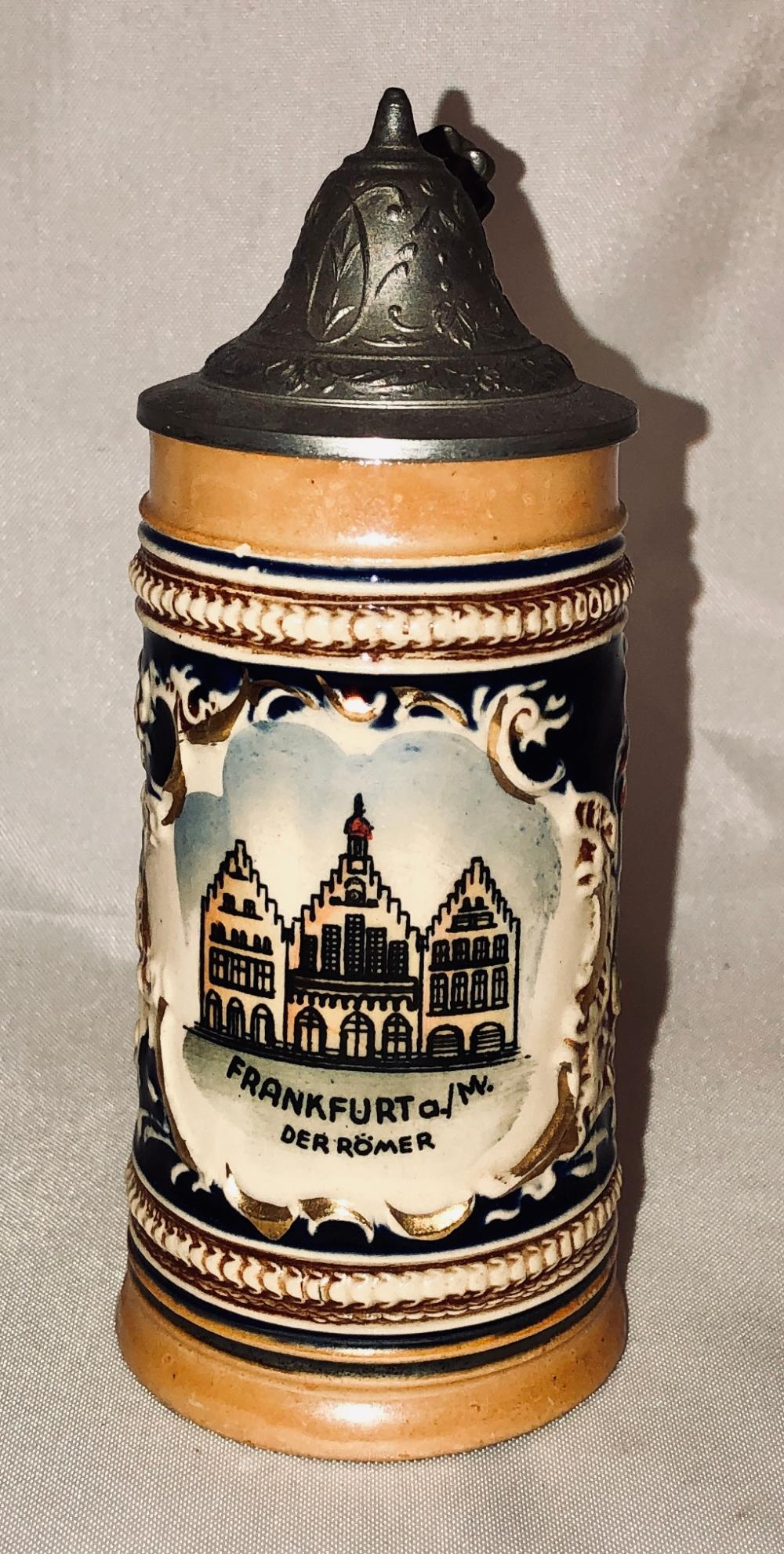 Lot 85: Collector Stein