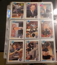 97 Hand Signed PBA Bowling Cards..