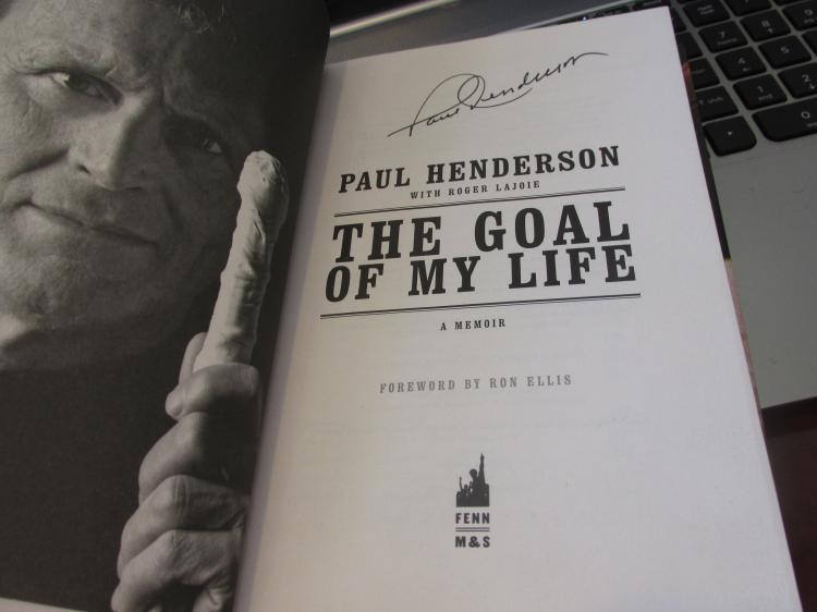 """a biography of paul henderson a canadian former professional ice hockey player Not only a canadian hero – but a winner for democracy around the  paul  henderson has an amazing life story the details of which have  """"i can remember  when i was in grade 5, i decided i wanted to be a professional hockey player   1 ."""