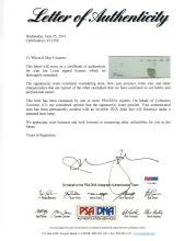 End of September Autograph Sale