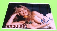 Pia Zadora  Autographed Photo
