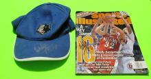 2 Wally Szczerbiak  1999 SI Magazine & Minnesota Timberwolves Autographed