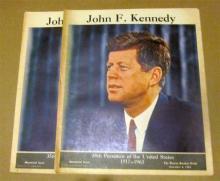 Boston Sunday Glober insert from December 8, 1963 Kennedy