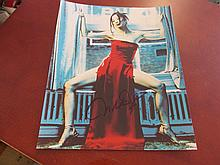 Michelle Yeoh Autographed Photo
