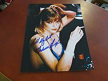 Michelle Pfeiffer Autographed Photo....Scarface