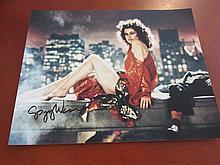 Sigourney Weaver Autographed Color Photo