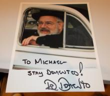 Dr. Demento  Hand Signed Photo