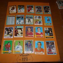 21 Hockey Cards w/Vintage  Bobby Orr, Ken Dryden, Brad Park