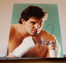 Gerry Cooney  Hand Signed Photo