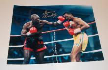 Iran Barkley  Hand Signed Photo  (Boxer)