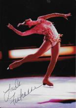 Linda Fratianne Hand Signed 4 x 6  Photo