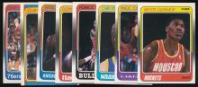 1988/89 Fleer (8) Basketball Superstars