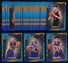 2017/2018 Donruss Basketball Rated Rookie Sub set