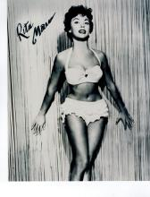 Rita Moreno Hand Signed Photo...