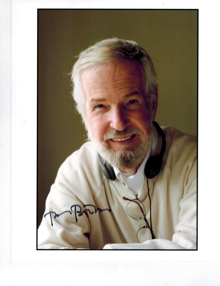 Robert Benton Signed Photo...Oscar Winning Director+Screenwriter.