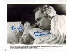 Debra Winger+John Malkovich Signed Photo...''The Sheltering Sky''