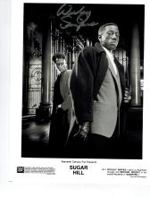Wesley Snipes Hand Signed Photo.