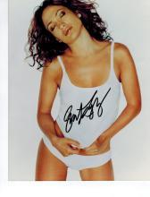 Jennifer Lopez Hand Signed Photo..
