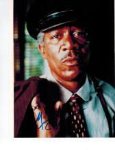 Morgan Freeman Hand Signed Photo...
