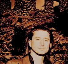 Steve Perry Hand Signed Photo...
