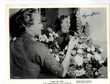Inger Stevens Hand Signed Photo...