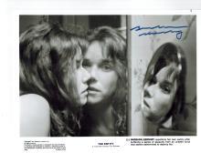 Barbara Hershey Hand Signed Photo.