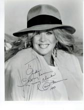 Connie Stevens Hand Signed Photo...