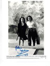 Antonio Banderas Hand Signed Photo....