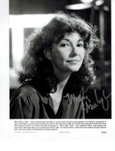 Mary Streenburgen Hand Signed Photo.