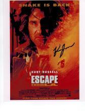 Kurt Russell Hand Signed Photo...