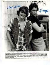 Matt Dillon+Jim Metzler Hand Signed Photo...