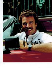 Tom Selleck Hand Signed Photo...