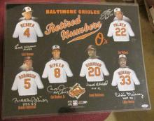 April Autograph Auction