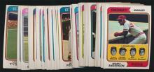 1974 ToppS baseball (49) Different cards