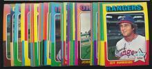1975 Topps Baseball (50) Different Cards