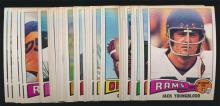 1975 Topps Football cards (50) Different