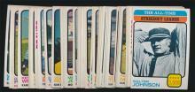 1973 Topps Baseball (50) Different Cards