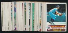 1979 Topps Baseball (100) Different loade with major stars